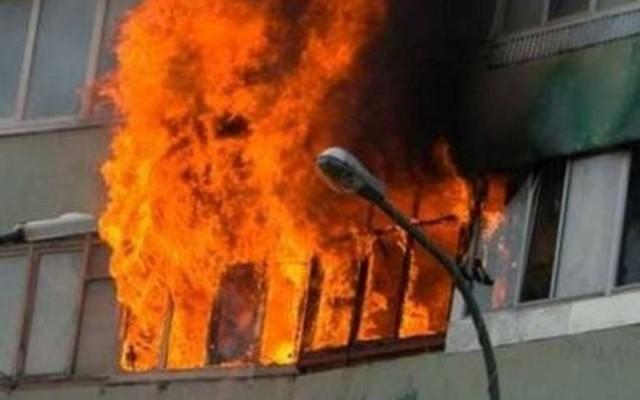 ВСтрунино впожаре умер человек